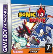Cover Sonic Battle