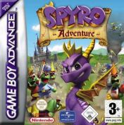 Cover Spyro: Attack of the Rhynocs