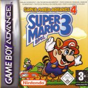 Cover Super Mario Advance 4: Super Mario Bros. 3