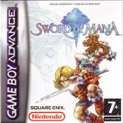 Cover Sword of Mana