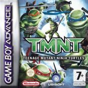 Cover TMNT