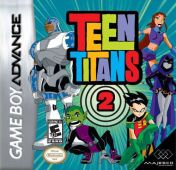 Cover Teen Titans 2