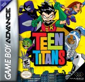 Cover Teen Titans