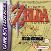 Cover The Legend of Zelda: A Link to the Past (GBA)