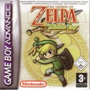 Cover The Legend of Zelda: The Minish Cap (GBA)