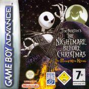 Cover Tim Burton's The Nightmare Before Christmas: The Pumpkin King