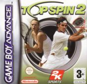 Cover Top Spin 2 (GBA)