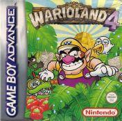 Cover Wario Land 4