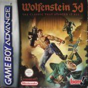 Cover Wolfenstein 3D (GBA)