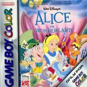 Cover Alice in Wonderland (GBC)