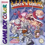 Cover Ghosts 'n Goblins (GBC)
