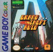 Cover Grand Theft Auto (GBC)