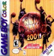 Cover NBA Jam 2001