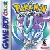 Cover Pokémon Crystal Version