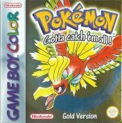 Cover Pokémon Gold Version