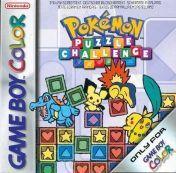 Cover Pokémon Puzzle Challenge