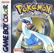 Cover Pokémon Silver Version