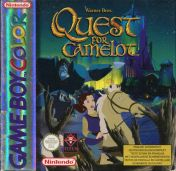 Cover Quest for Camelot