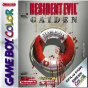 Cover Resident Evil Gaiden (GBC)