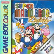 Cover Super Mario Bros. Deluxe