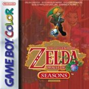 Cover The Legend of Zelda: Oracle of Seasons