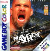 Cover WCW Mayhem (GBC)