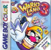 Cover Wario Land 3