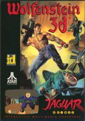 Cover Wolfenstein 3D (Jaguar)