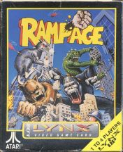 Cover Rampage