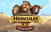 Cover 12 Labours of Hercules II: The Cretan Bull (Mac)
