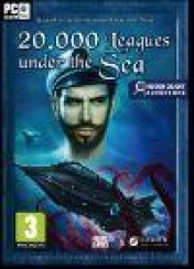 Cover 20,000 leagues under the sea: Captain Nemo