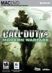 Cover Call of Duty 4: Modern Warfare (Mac)