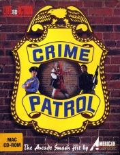 Cover Crime Patrol