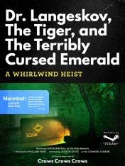 Cover Dr. Langeskov, The Tiger, and The Terribly Cursed Emerald: A Whirlwind Heist