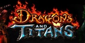 Cover Dragons and Titans