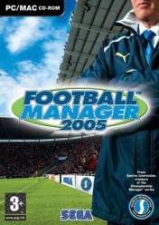 Cover Football Manager 2005