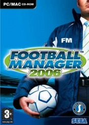 Cover Football Manager 2006