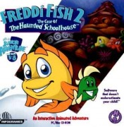 Cover Freddi Fish 2: The Case of the Haunted Schoolhouse