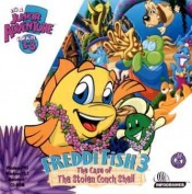 Cover Freddi Fish 3: The Case of the Stolen Conch Shell