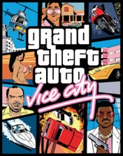 Cover Grand Theft Auto: Vice City (Mac)