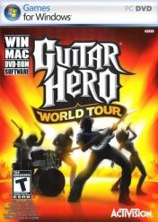Cover Guitar Hero World Tour