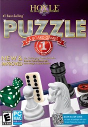 Cover Hoyle Puzzle & Board Game 2012