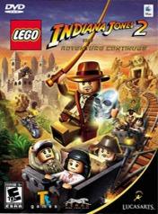 Cover LEGO Indiana Jones 2: The Adventure Continues (Mac)