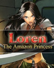 Cover Loren The Amazon Princess