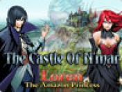 Cover Loren the Amazon Princess: The Castle of N'mar