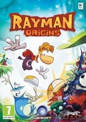 Cover Rayman Origins (Mac)