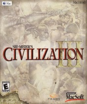 Cover Sid Meier's Civilization III
