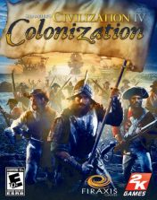 Cover Sid Meier's Civilization IV: Colonization