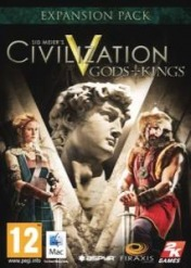 Cover Sid Meier's Civilization V: Gods & Kings