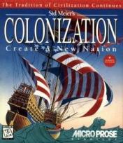 Cover Sid Meier's Colonization